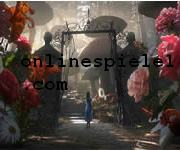 Alice in Wonderland find the alphabets spiele online