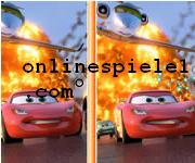 Cars 2 spot the difference spiele online