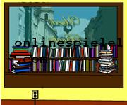 Escape the bookstore spiele online