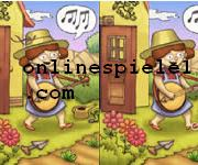 Fabiolas friendly farm Wimmelbild online spiele