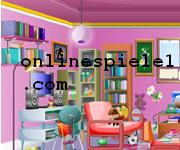 Hidden objects study room spiele online
